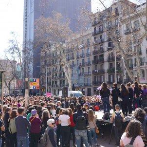 dones periodistes vaga feminista 8 març 2 guillem camos