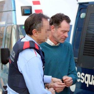 Líder Vox lleida detingut Mossos - ACN
