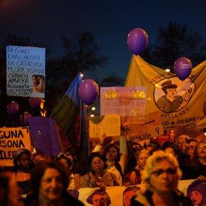 8-M manifestació feminista - Guillem Camós