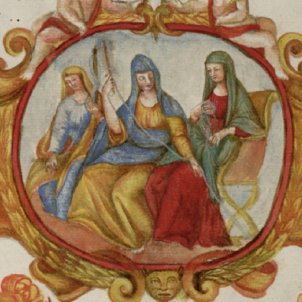 Test 49. Dones que han fet la història de Catalunya. Font Ajuntament de Barcelona. Barcelona, les dones de 1700