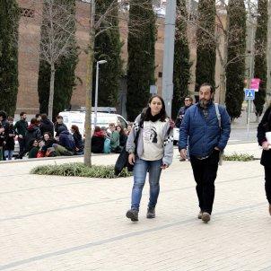 Menor talls ave Girona no declara  ACN