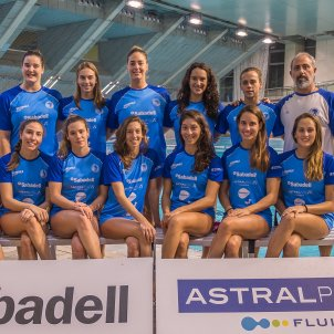 CN Sabadell waterpolo Atelier Photo