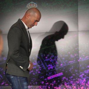 Zidane Reial Madrid EFE