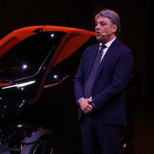 Seat Luca de Meo presentació Minimó ACN