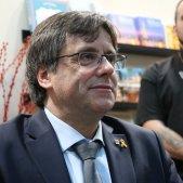 """Puigdemont: """"L'Espanya del 155 i del 'a por ellos' ha engendrat aquesta actitud"""""""