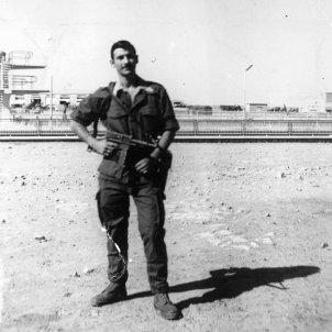 Cherid a Alger amb els paracaigudistes Ediciones Garaje