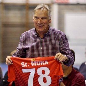 Josep Maria Mora Club Handbol Garbí