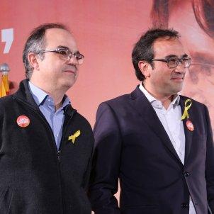 Jordi Turull i Josep Rull 5 desembre 2017 ACN