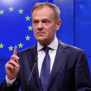 Donald Tusk UE - Efe