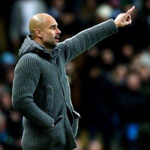 Pep Guardiola Manchester City Schalke Champions EFE