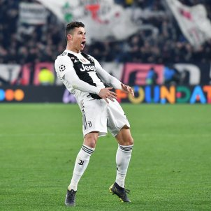 Cristiano Ronaldo Juventus Atètic Madrid EFE