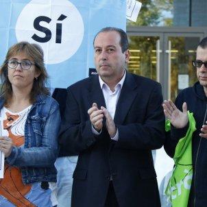Lluís Sais alcalde de la Bisbal d'Empordà acn