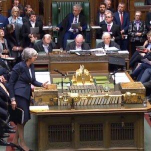 mau parlament britanic westminster efe