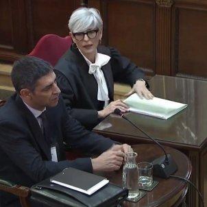 judici procés Josep Lluis Trapero Olga Tubau