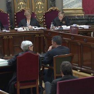 judici procés declaració Trapero