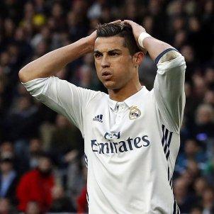 Cristiano Ronaldo Barça Reial Madrid Efe