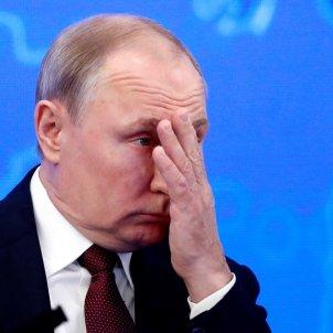 Vladimir Putin març 2019 EFE