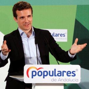 Pablo Casado març 2019 ACN
