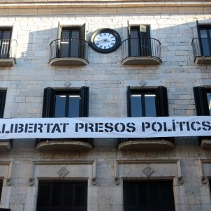 Façana ajuntament Girona - ACN