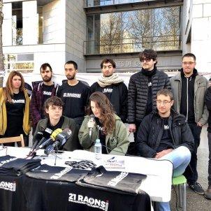 detinguts girona querella policia nacional - europa press