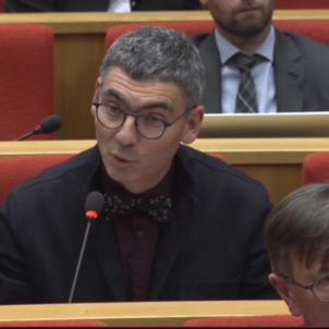 Pierre Ouzoulias Senat francès