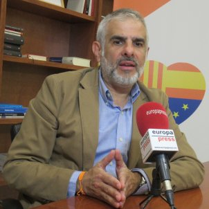 Carlos Carrizosa Ciudadanos Europa Press