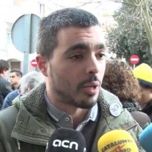 Jordi Alemany ANC detingut Madrid EN