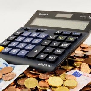 economia espanyola euro pixabay