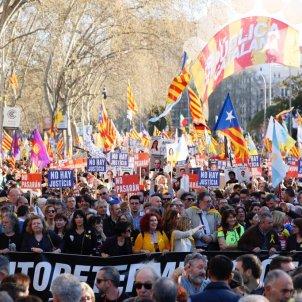 manifestacio independentista madrid sergi alcazar