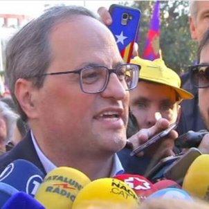 Quim Torra manifestació Madrid