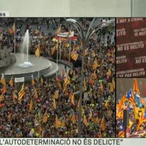 TV3 manifestacio madrid
