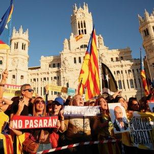 Cibeles manifestació Madrid - Sergi Alcàzar