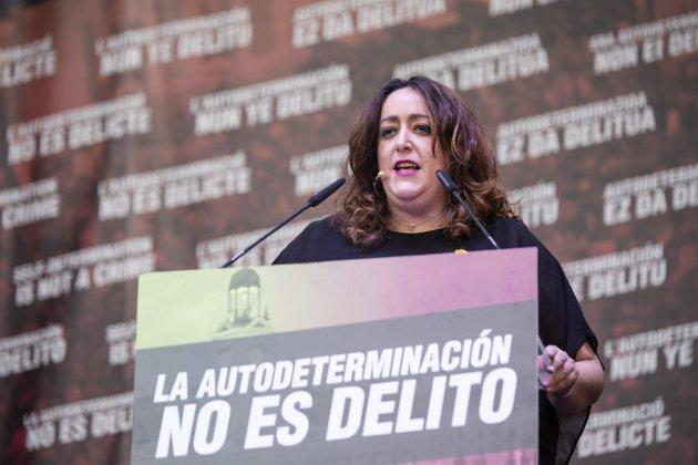 Manfiestacio Madrid 16-M Patricia Lopez - Sergi Alcàzar