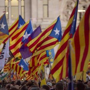 Manfiestacio Madrid 16-M Independencia Estelades - Sergi Alcàzar