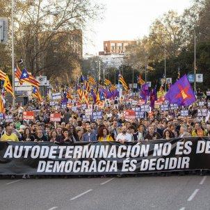 Manifestacio Madrid 16-M Independencia Llibertat - Sergi Alcàzar