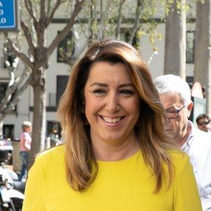 EuropaPress 2004807 Susana Díaz este sábado en Sevilla