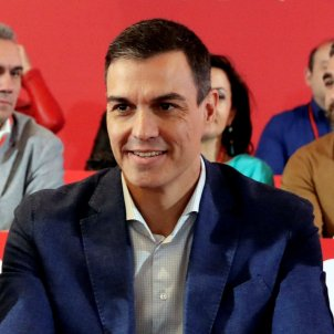 Pedro Sánchez comité federal PSOE - efe