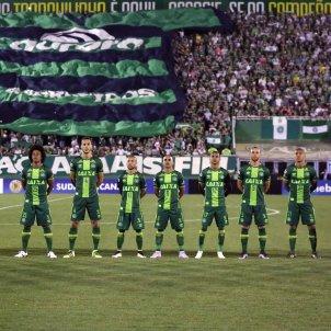 Chapecoense equip jugadors Efe