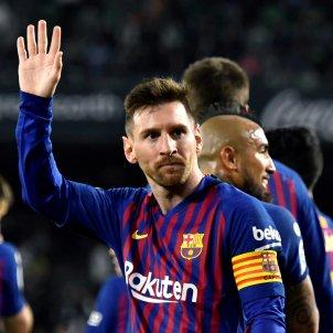 Messi Betis Barça EFE