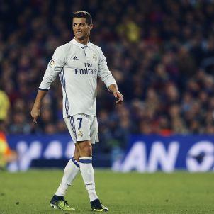 Cristiano Ronaldo Barça Reial Madrid Clàssic Efe