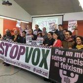 Manifestació contra Vox   Assemblea