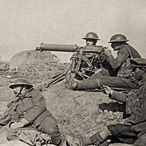 Trinxera Batalla de Passchendaele, Setembre 1917 (Ernest Brooks) (1)
