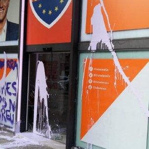 pintura seu de ciutadans el nacional ciutadans