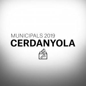 Card Municipals 2019 Cerdanyola