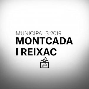 Card Municipals 2019 Montcada i Reixac