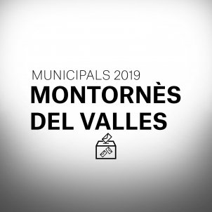 Card Municipals 2019 Montornès del Vallès