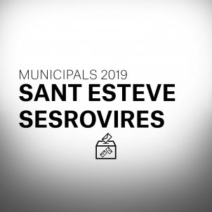 Card Municipals 2019 Sant Esteve Sesrovires