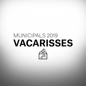 Card Municipals 2019 Vacarisses