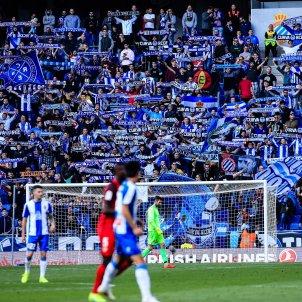 Espanyol Sevilla RCDE Stadium Foto Xavier Bonilla Europapress