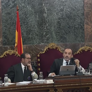 Judici proces Marchena tribunal